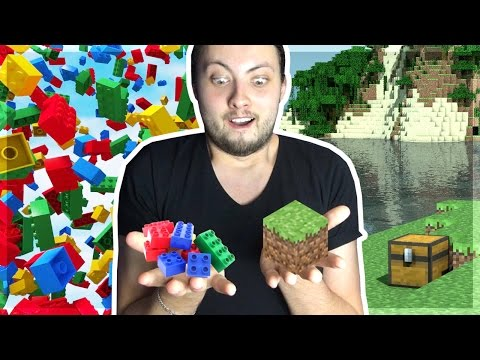 MINECRAFT W LEGO ?! | LEGO Worlds #1 /w karolek