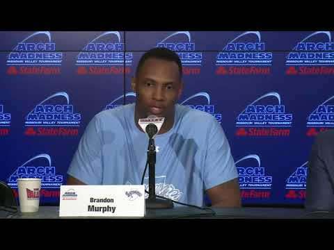 Post Game Press Conference Arch Madness: Illinois State