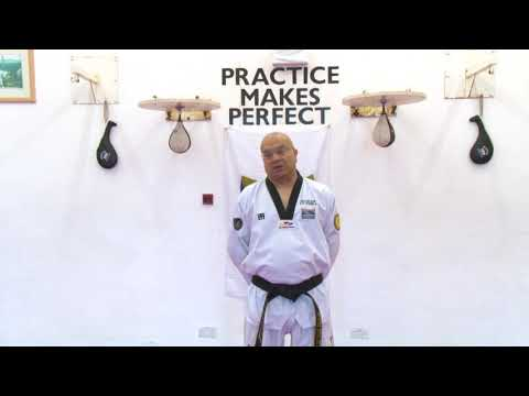 Rules Of The Dojang Grandmaster Vohra Kukkiwon 9 Dan Black Belt