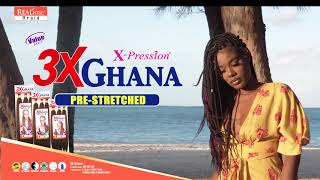 Pre-Stretched Ghana Braid Hair| Bahamas