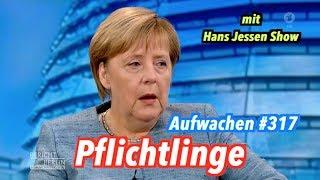 Aufwachen #317: Chemnitz, Spurwechsel & Merkels Sommerinterview