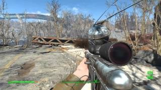 Fallout 4 - How to Generate Random Encounters