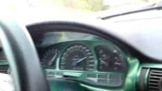 Astra F Turbo C20let Phase 3             0km/h -Open End