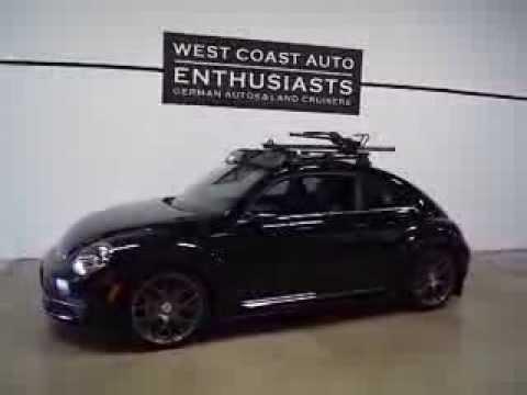 2014 Volkswagen New Beetle 6-speed TDI