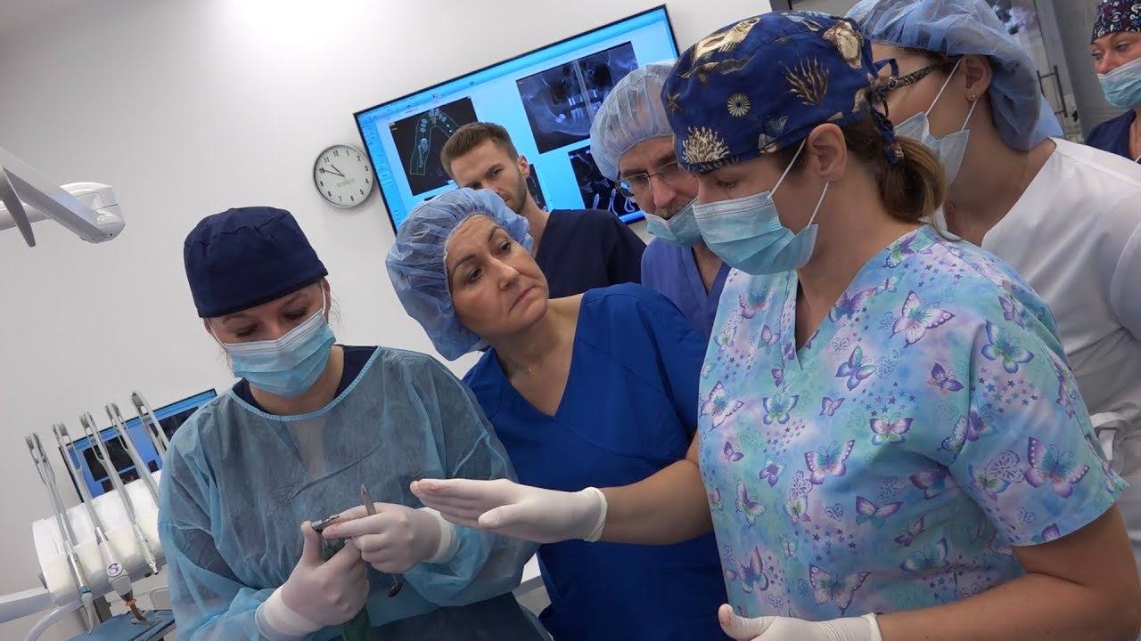 Practiculum Implantologii Sezon VIII B Sesja 7 zabieg 1