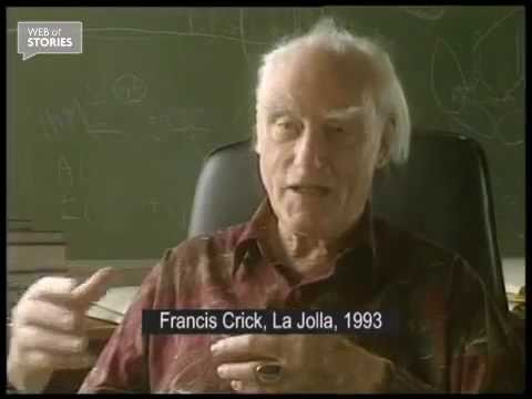 How scientists and non-scientists perceive the world - Francis Crick
