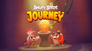 Angry Birds Journey | Cave of the Golden Egg