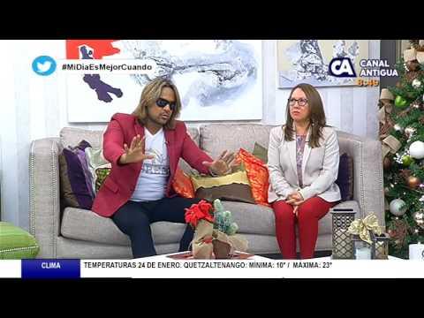 Enredados, La Confusión  Entrevista Canal Antigua