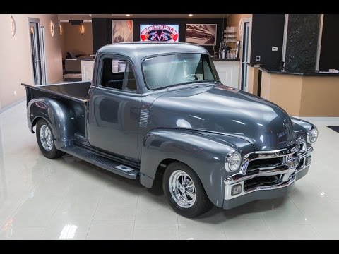 1954 Chevrolet Pickup For Sale - YouTube