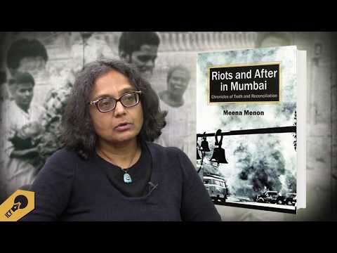 Remembering The Bombay Riots: Meena Menon In Conversation With Yogesh S