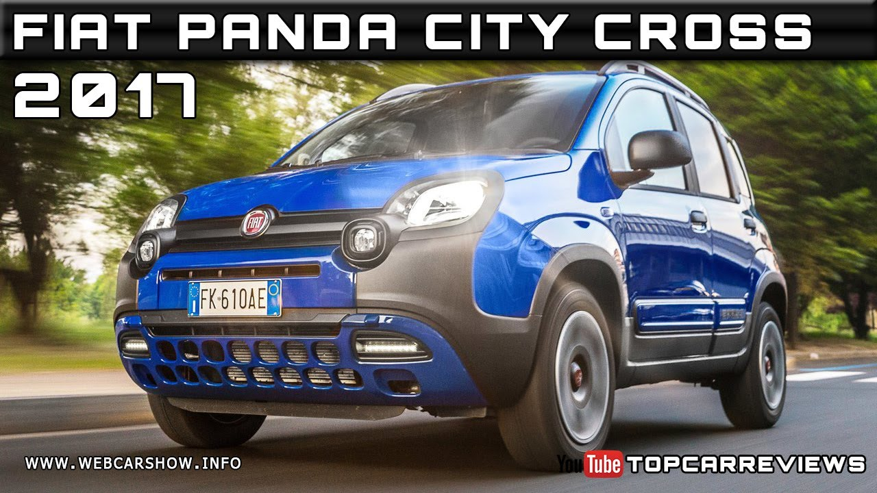 2017 fiat panda city cross review rendered price specs release date youtube. Black Bedroom Furniture Sets. Home Design Ideas
