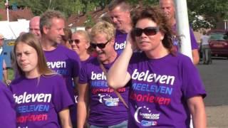 SamenLoop voor Hoop Kollumerland brengt € 67.736.01 op