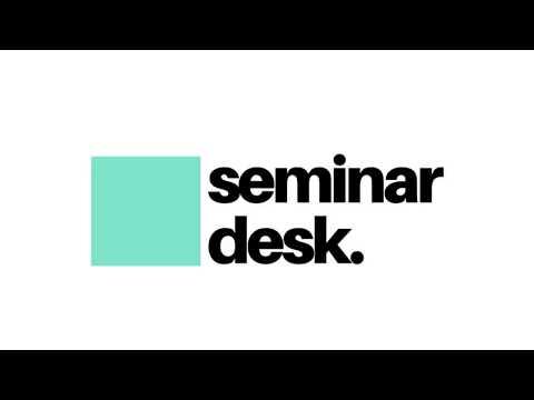 SeminarDesk - Seminarhaus-Software