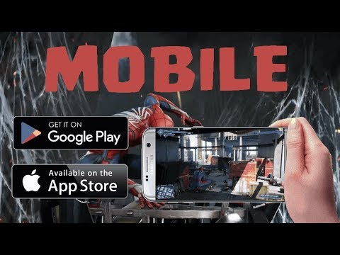 Spider-Man 2018 Mobile Android & IOS