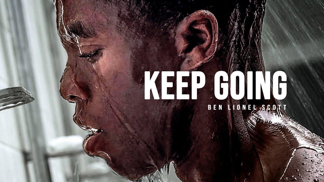 Download KEEP GOING - Motivational Speech