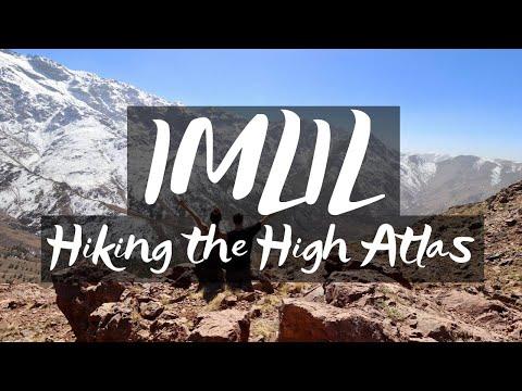 IMLIL: Hiking the High Atlas