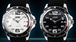 видео Обзор товара кварцевые часы Skmei 9069