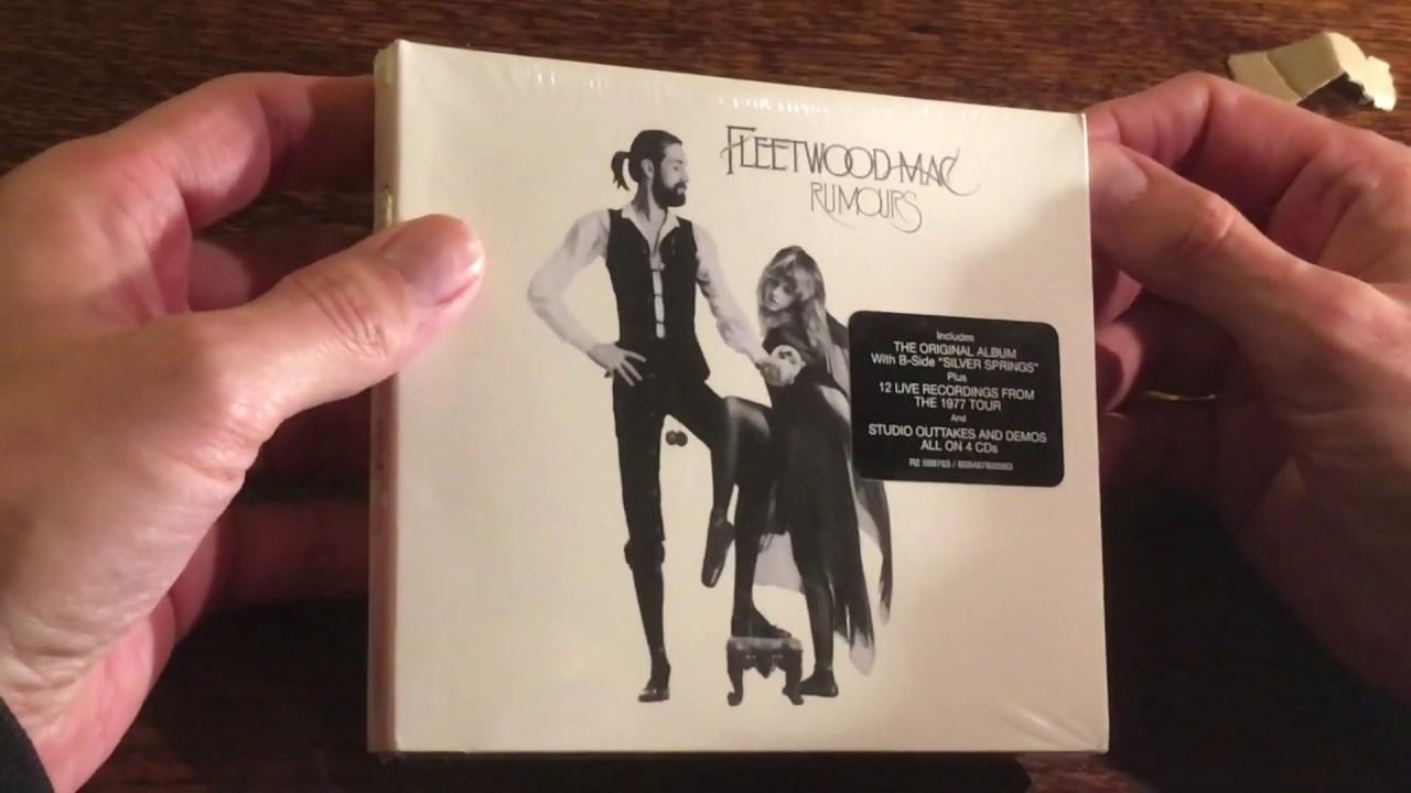 UNBOXING Fleetwood Mac – Rumours (2019 4CD Rhino reissue)