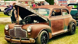 coyote swapped f100 plus awd hemi duranged car show