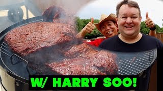 Competition Brisket Throwdown [Wagyu vs Prime vs Choice, Select] w/ Harry Soo |Comparison Experiment