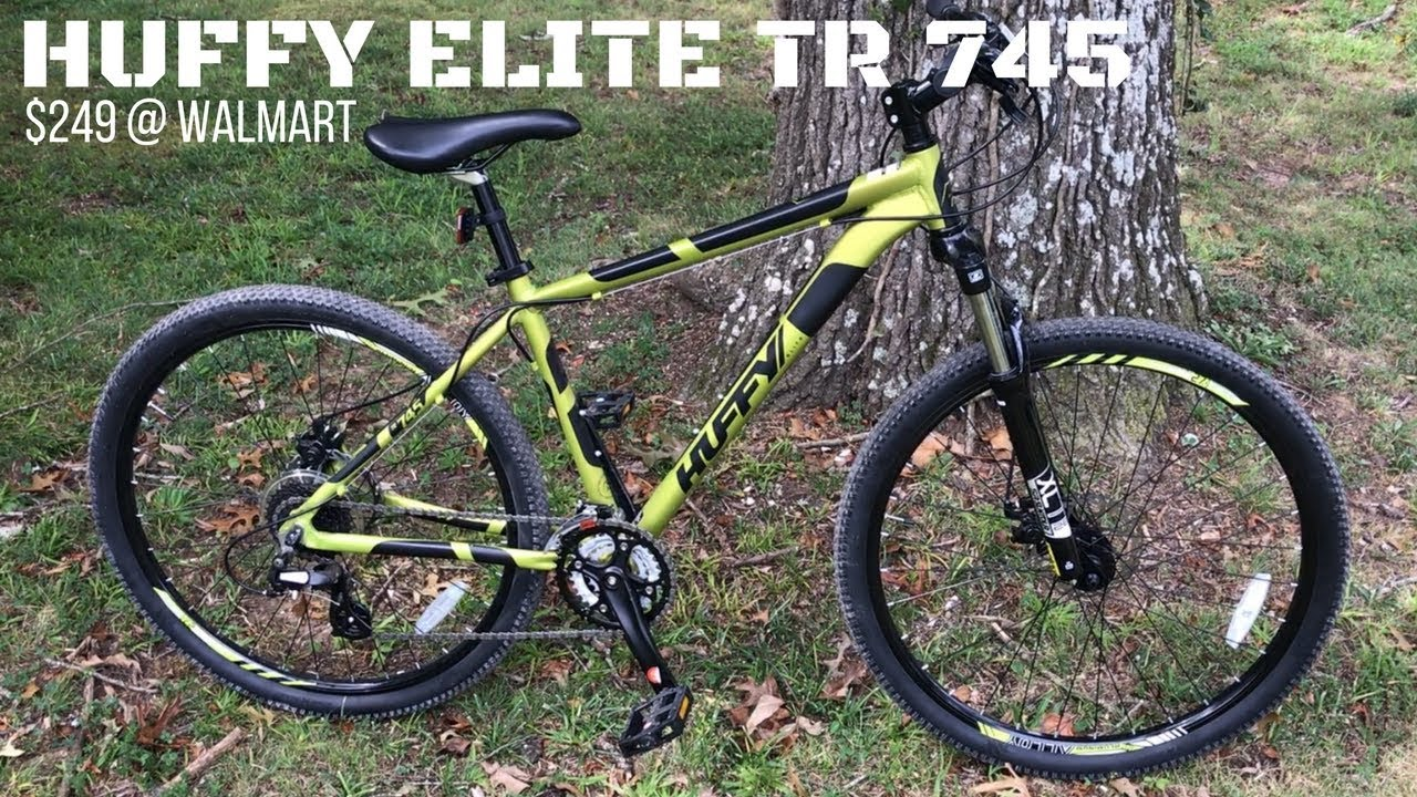 Will There Someday Be Bike In >> Huffy Elite Tr 745 Mountain Bike Is It Worth 249