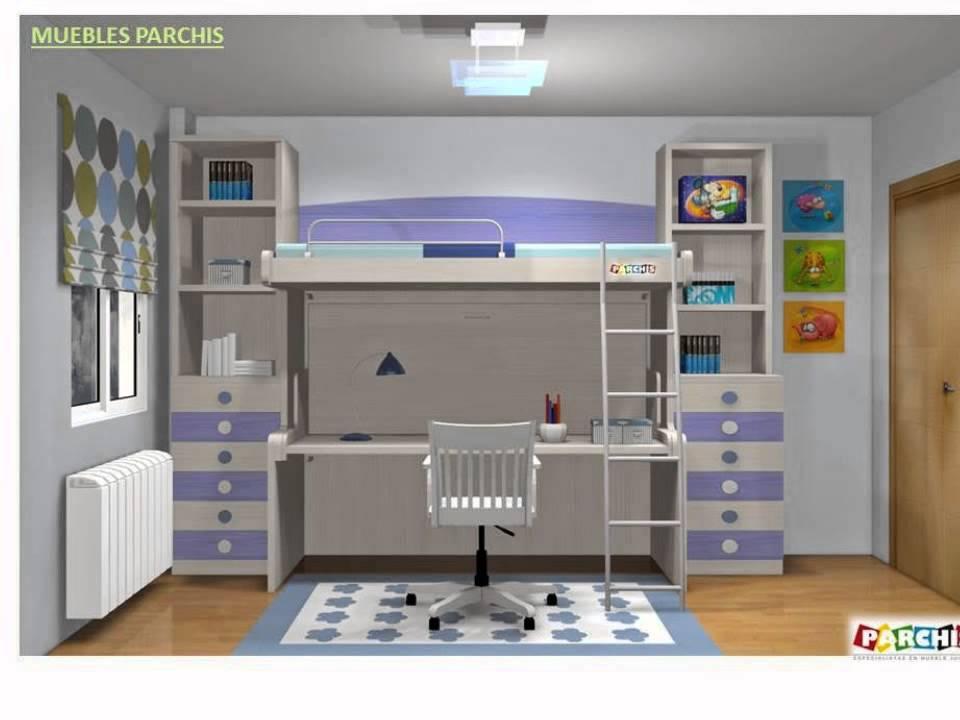 ideas como amueblar el dormitorio juvenil de mis hijos proyectos en d