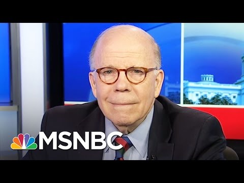 Former CIA Director: 'The Problem Begins With The President Himself' | MSNBC