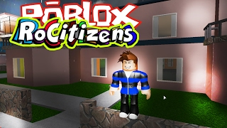 FREE MONEY, COOKING AND A NEW HOUSE!   RoCitizen [5]   ROBLOX #49