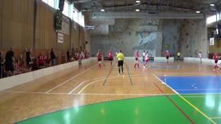 IBF Hedemora F01/02-Zurich United Period 1