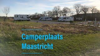 Camperplaats Maastricht Topplatz