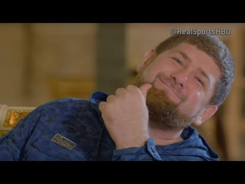 Ramzan Kadyrov Interview for HBO / Gay Nonsense (ENG)