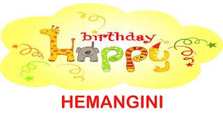 Hemangini  Birthday Wishes - Happy Birthday HEMANGINI