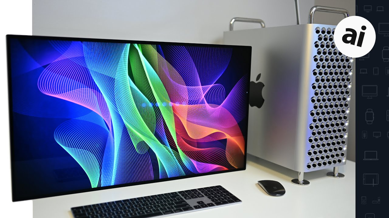 Going Hands-On with Apple's Pro Display XDR!