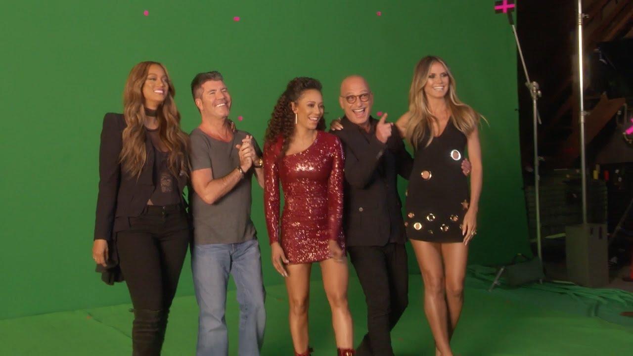 Americas Got Talent: Behind the Scenes: Quarter Finals 2