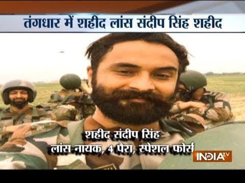 Jammu and Kashmir: Gurdaspur jawan, 3 militants killed in Tangdhar gunfight