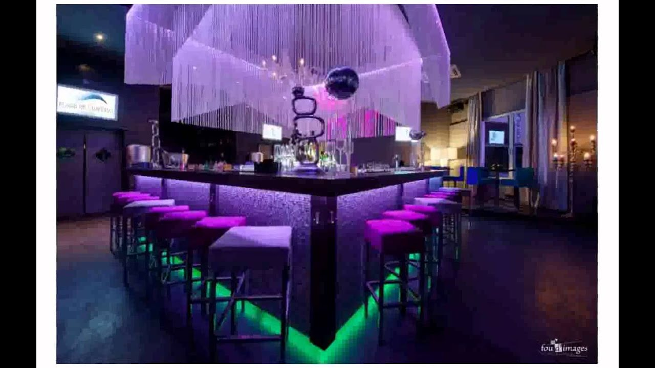 Bar Interieur Design - YouTube