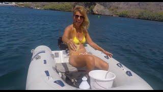 #splicing #ropes IMPRESSIVE Curaçao.Splicing the ROPES. Sailing Ocean Fox Ep 79