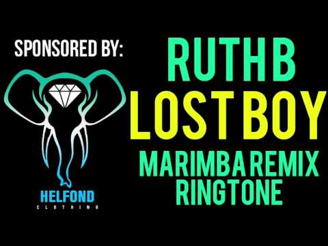 Ruth B - Lost Boy Marimba Ringtone and Alert