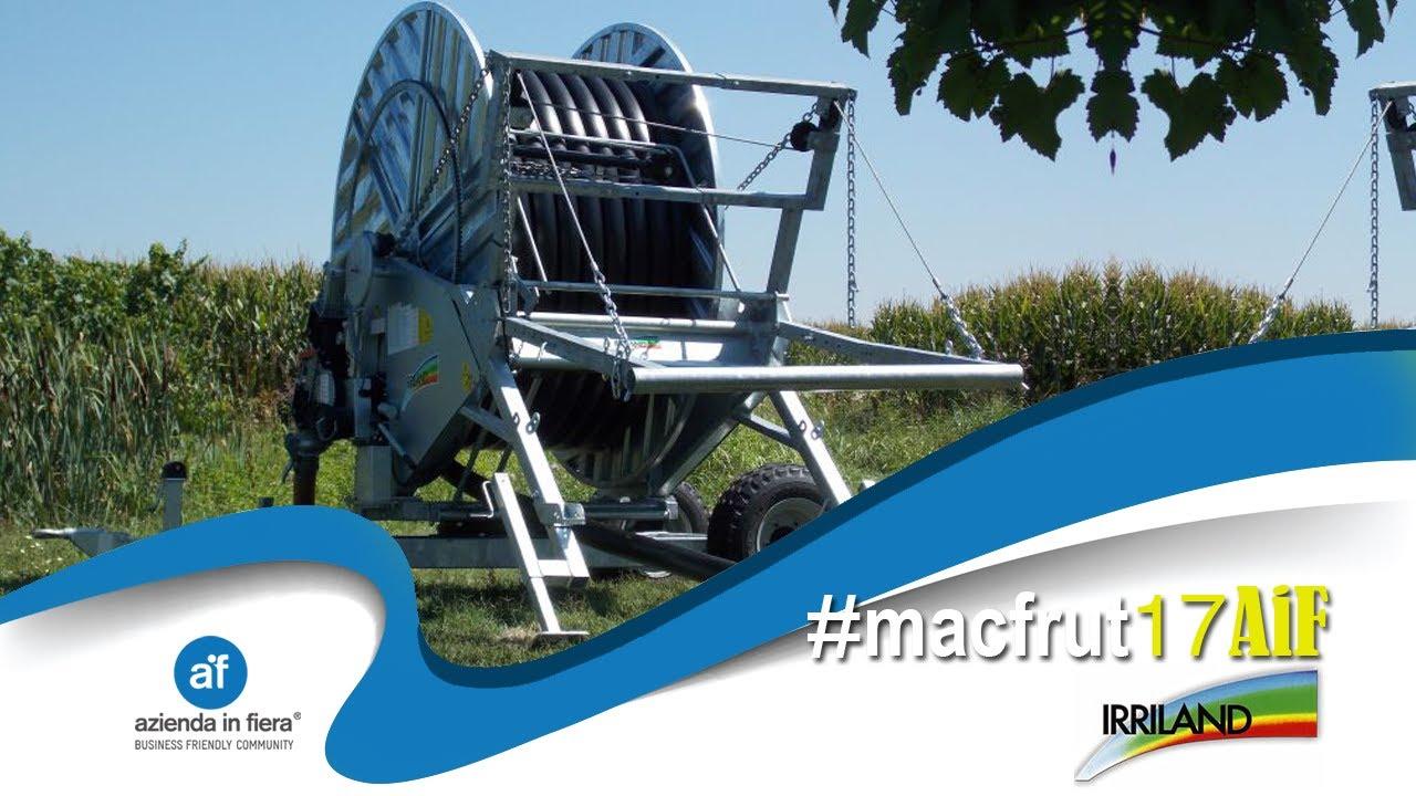 Sistemi di irrigazione per agricoltura irriland youtube for Sistemi di irrigazione