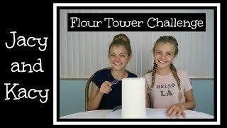 Video Flour Tower Challenge ~ Jacy and Kacy download MP3, 3GP, MP4, WEBM, AVI, FLV Oktober 2018