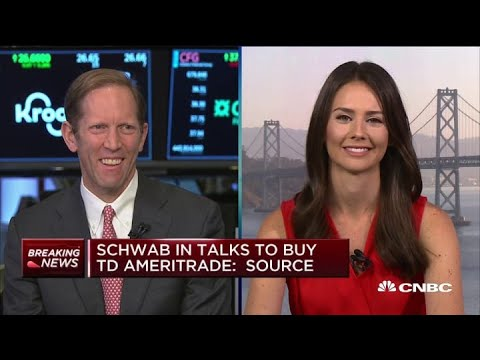 Henry Blodget On What A Potential Charles Schwab-TD Ameritrade Deal Could Mean