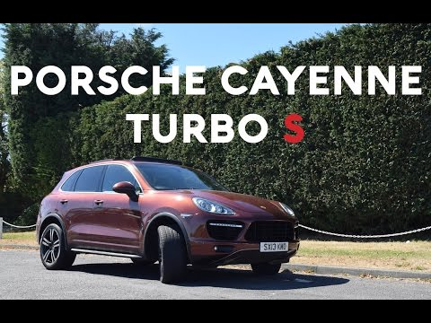 Porsche Cayenne Turbo S 2nd Fastest 4×4 in the world!
