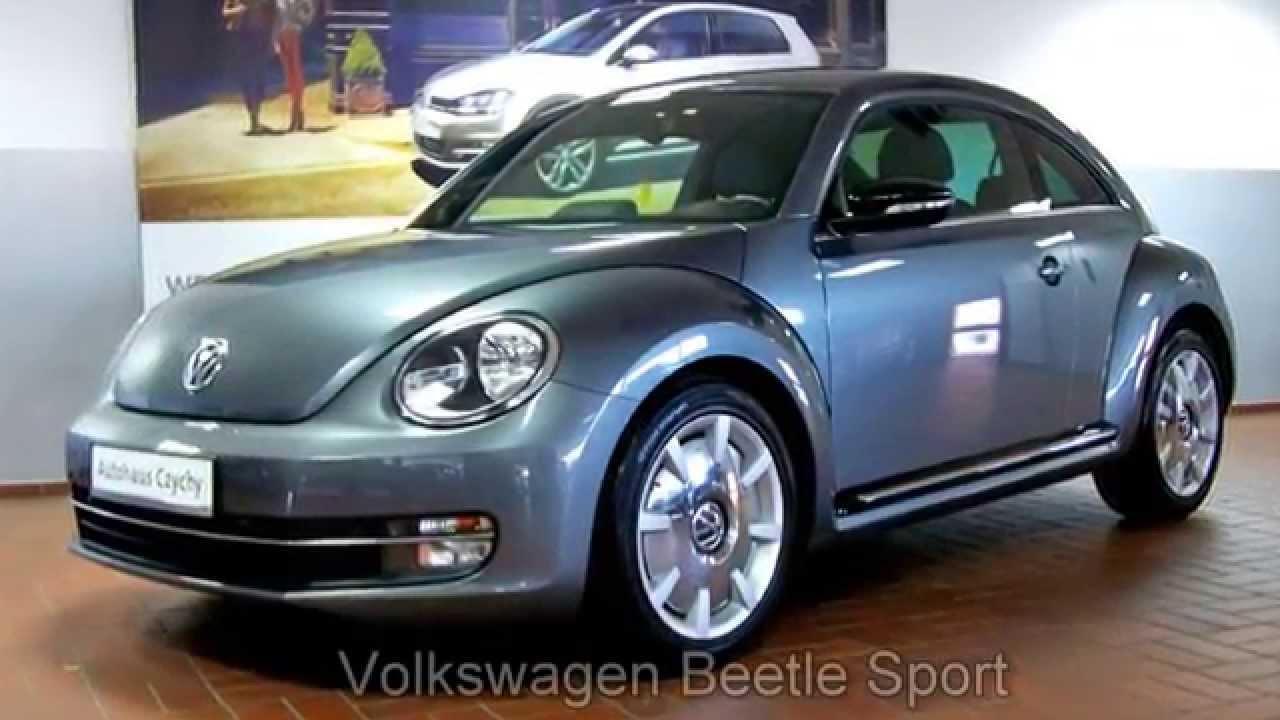 volkswagen beetle 1 4 tsi sport dm633676 platinum grey. Black Bedroom Furniture Sets. Home Design Ideas