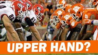 Clemson - Georgia / WHO HAS THE UPPER HAND?