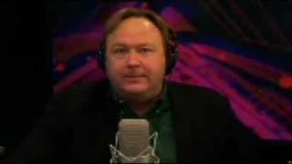 Alex Jones Tv 2009 Corrupt Police State & NWO RANT