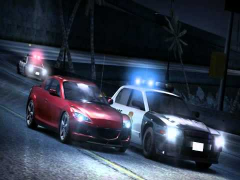 NFS Carbon Police Chase Music (SD).mp4