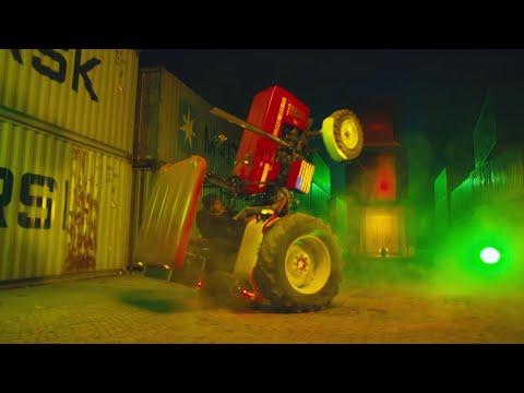 Swaraj 855 stunt in Tochan song shooting