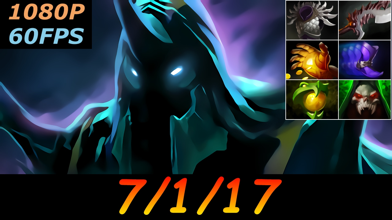 Dota 2 Abaddon Pro 7117 KillsDeathsAssists Top MMR