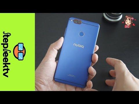 พาไปชม Nubia Z17 mini Aurora Blue สีน้ำเงิน RAM 6 GB !!