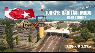 ETS 2 | Türkiye Modu Nasil Yapilir (1.26.x, 1.27.x VE 1.28.x)